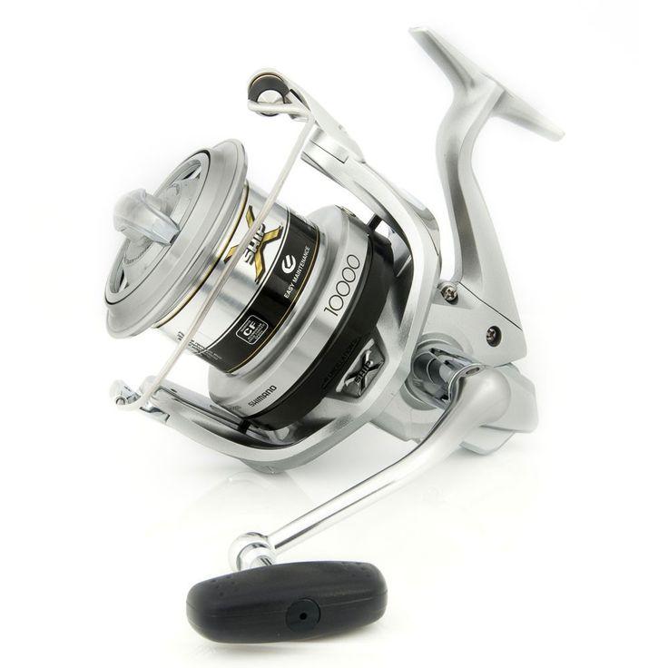 Les amateurs de pêche à la carpe apprécieront ce moulinet doté des technologies Shimano !