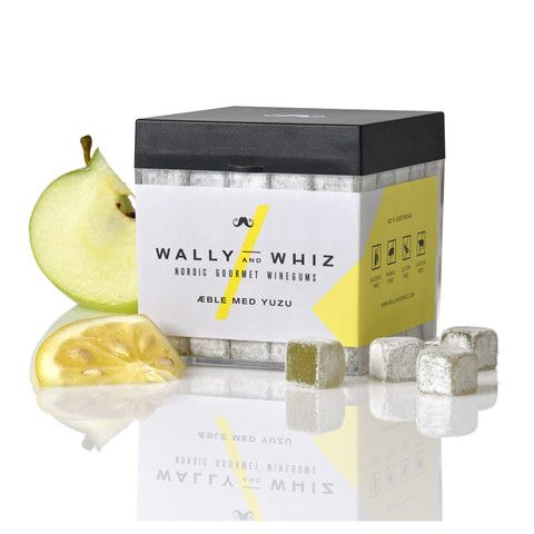 Wally and Whiz - Æble med Yuzu