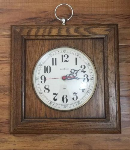 A personal favorite from my Etsy shop https://www.etsy.com/listing/269039746/vintage-howard-miller-wall-clock