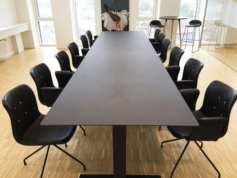 Primum Chairs at Stom Advokatfirma in Aalborg #konferencestol #conferencechair #workplace