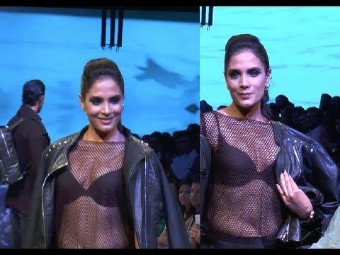 Richa Chadda's Wardrobe Disaster | Richa Chadda's most embarrassing moment on stage.