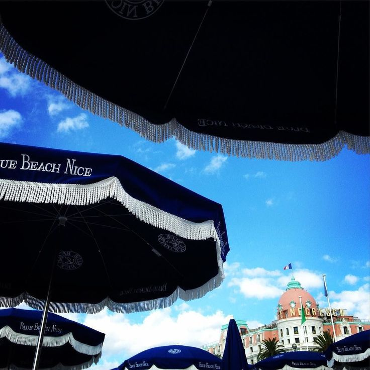 tbt to summer 2014 blue beach nice france hotel negresco in the background. Black Bedroom Furniture Sets. Home Design Ideas
