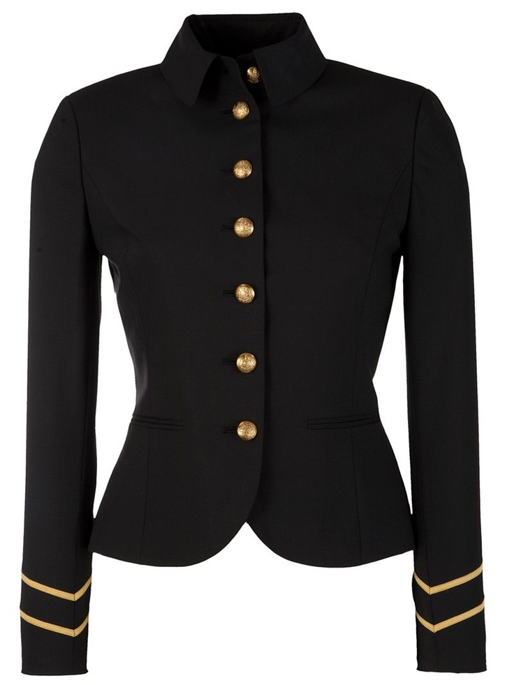 17 Best ideas about Women's Military Style Coats on Pinterest ...