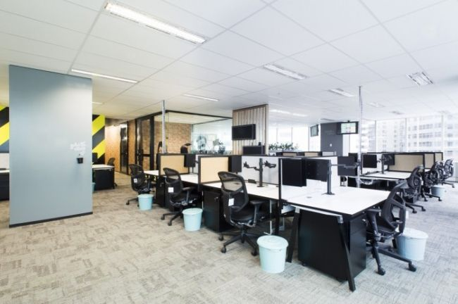 Hollard Group Insurance Call Center Office. Awesome Office Design.