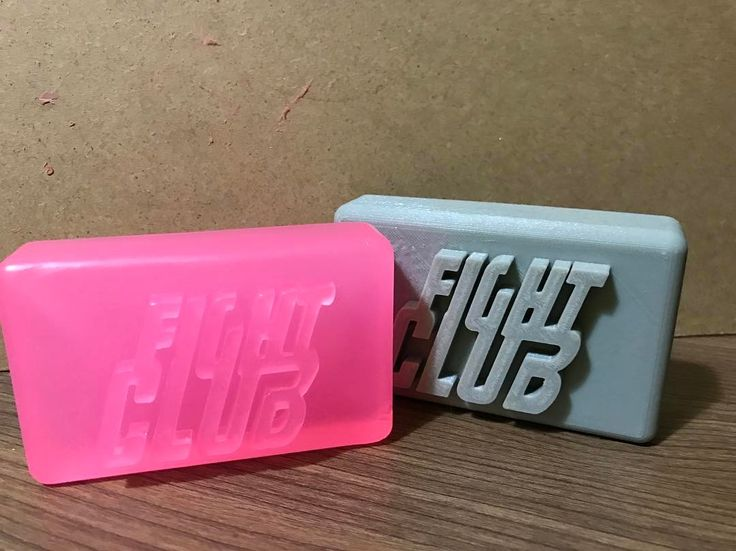 """70 Likes, 7 Comments - Odk (@onur.d.kilicli) on Instagram: """"#3dprinter #3dprinting #zaxe #soap #fight #club #abs #200micron  #printed with Zaxe 3d printer and…"""""""