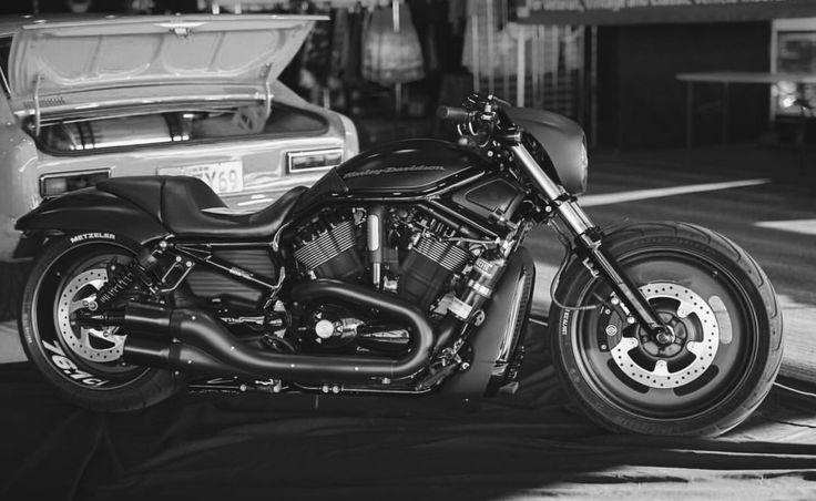 Vrod Harley custom