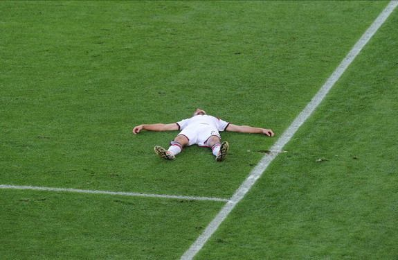 Germany's Christoph Kramer 'can't remember much' of World Cup final