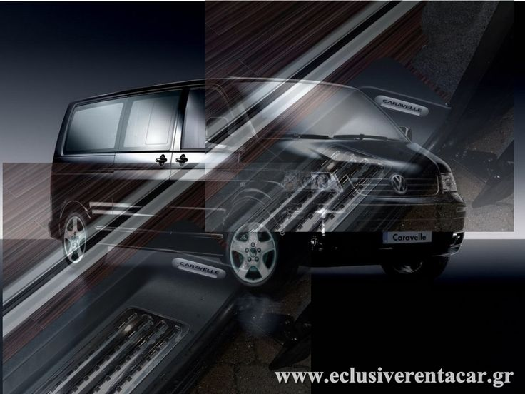 the vw caravelle 8 seaters vip limo car