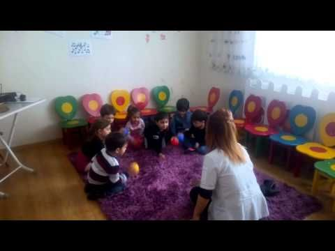 Orff toplarla dans - YouTube