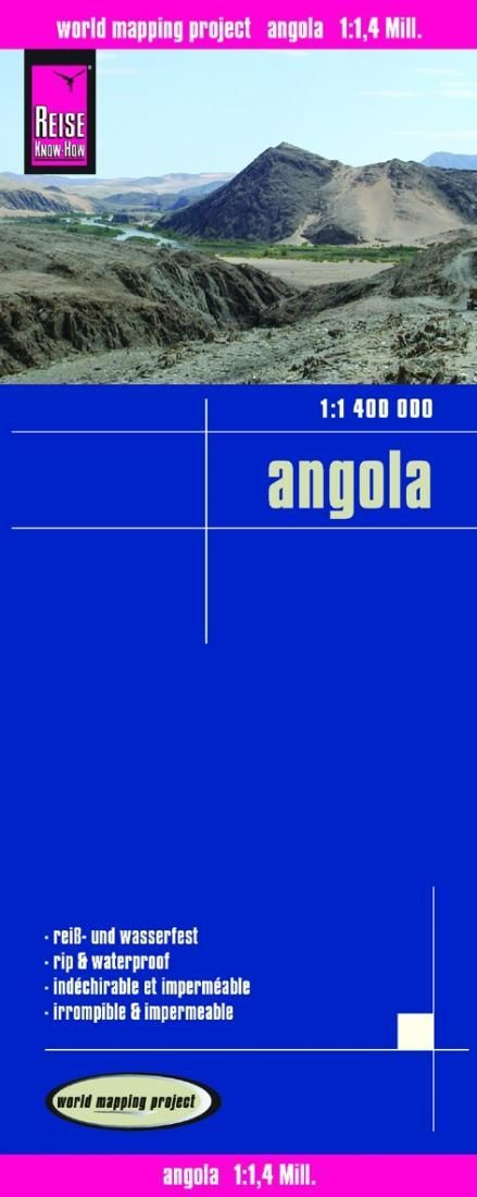 Angola by Reise Know-How Verlag