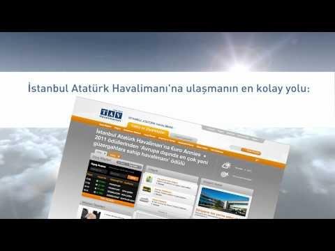ataturkairport.com teaser - Turkce