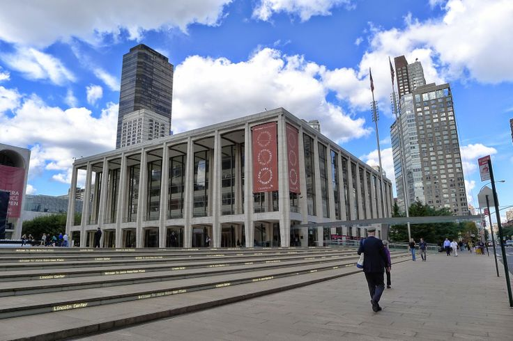KARL's BLOG Lincoln Center,링컨 센터