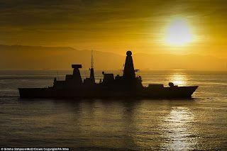Global security: Королевский военно-морской флот Великобритании.