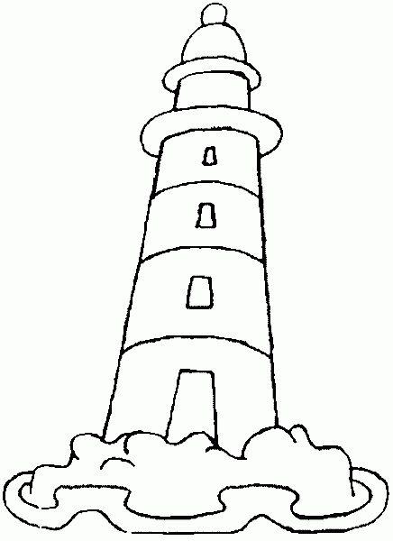 Ten Beste Malvorlage Leuchtturm Ausdruck 2020 in 2020