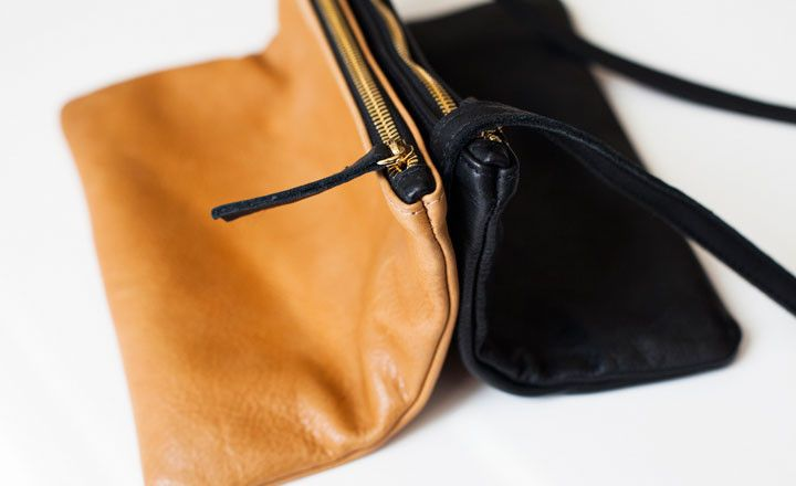 Of a Kind - TWO-TONE SAC BRETELLE