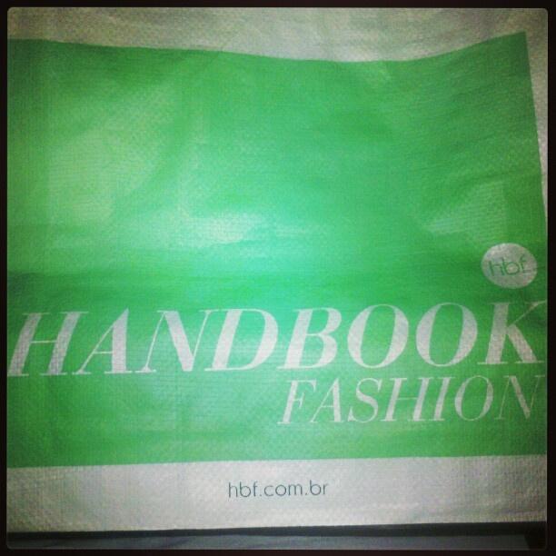 #hbf #handbook #handbookfashion #hbfoficial #fashion #ecobag #fashionbag - @Lee Garrett Simões- #webstagram