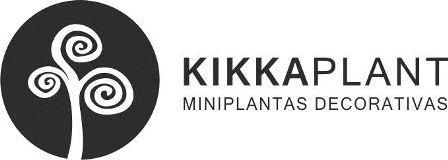 KIKKAPLANT. MiniPlantas Decorativas