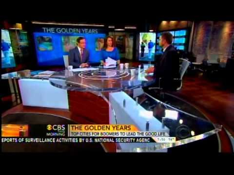CBS This Morning anchors Anthony Mason and Nancy Cordiss discuss the RealtyTrac report on the best retirement hot spots for real estate investing...