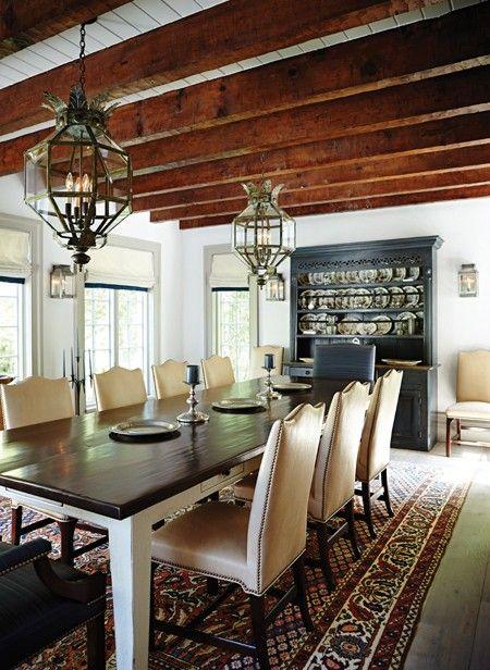 96 best images about salles manger maison demeure on - Petite salle a manger ...