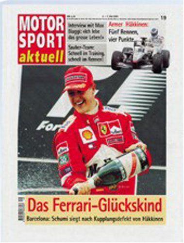Motorsport Aktuell  http://www.allmagazinestore.com/motorsport-aktuell-2/