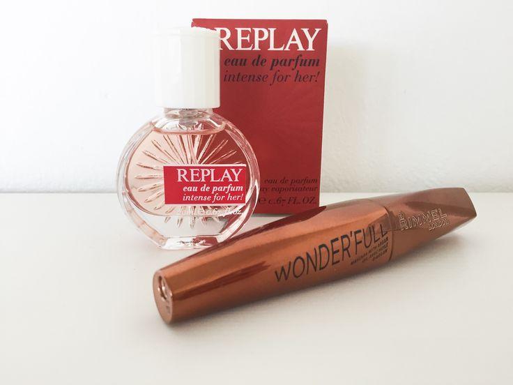 Konkurrence på bloggen nu!  Vind en 'Replay - For her' parfume og en 'Rimmel - Wonderfull argan oil' <3  For at deltage skal du gå ind på http://lineenggrob.bloggersdelight.dk/2015/03/give-away-1/ og skriv en kommentar, om hvorfor det er dig der skal vinde :-)  Kys <3