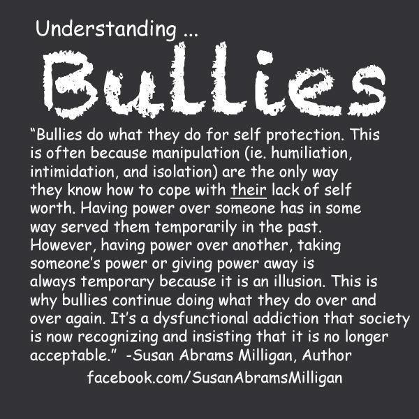 emotional bullies relationship