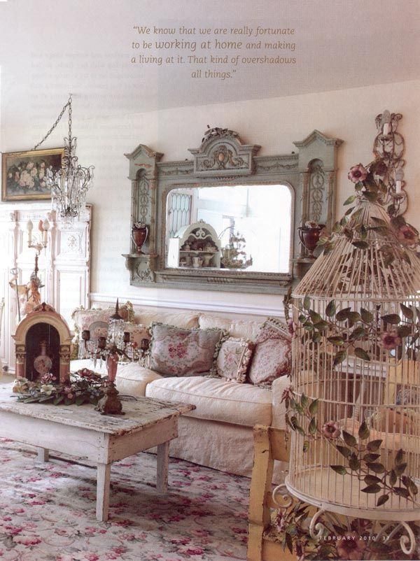 64 best decorating birdcages images on pinterest