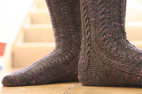 i love socks.