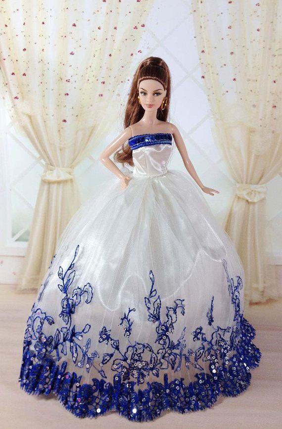 Barbie Gowns – fashion dresses