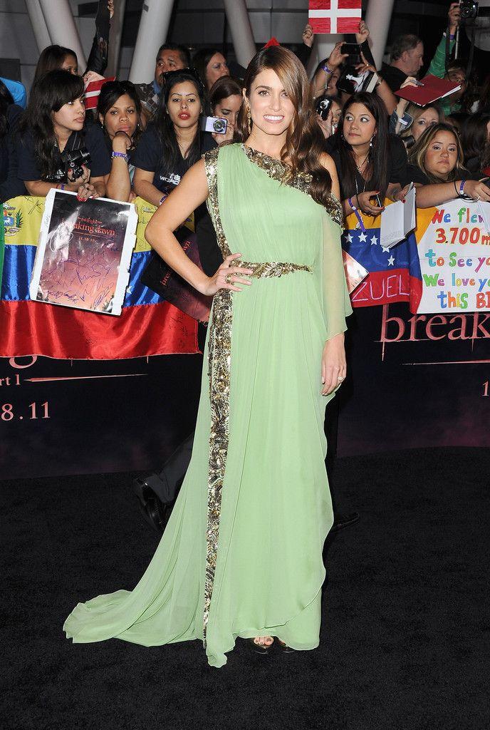 Nikki Reed Beaded Dress