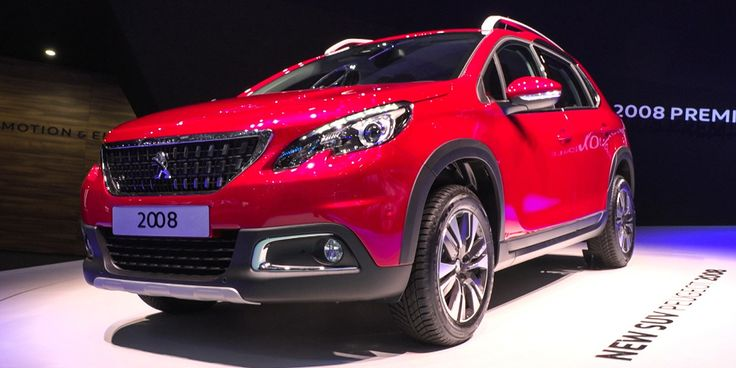 2018 Peugeot 2008 Performance And Redesign   Best Car Info Website