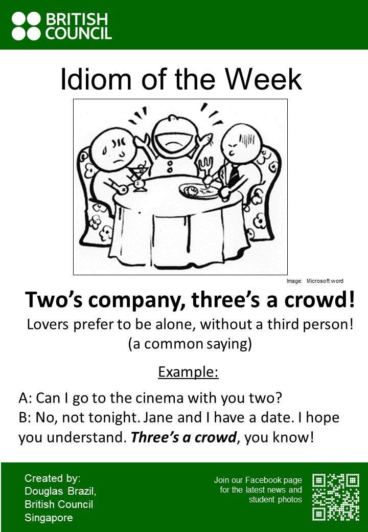 Idiom -         Repinned by Chesapeake College Adult Ed. We offer free classes on the Eastern Shore of MD to help you earn your GED - H.S. Diploma or Learn English (ESL) .   For GED classes contact Danielle Thomas 410-829-6043 dthomas@chesapeake.edu  For ESL classes contact Karen Luceti - 410-443-1163  Kluceti@chesapeake.edu .  www.chesapeake.edu