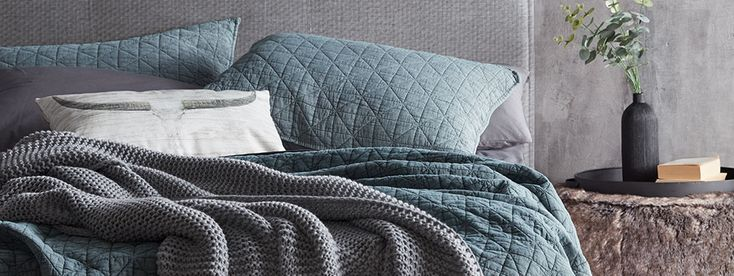 Bedding sets can be hard to decide on. Come see our beautiful collections of designer and unique bedding. They will complement any bedroom decor!