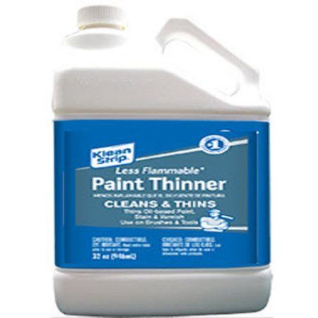 Klean Strip Paint Thinner Sc Gallon