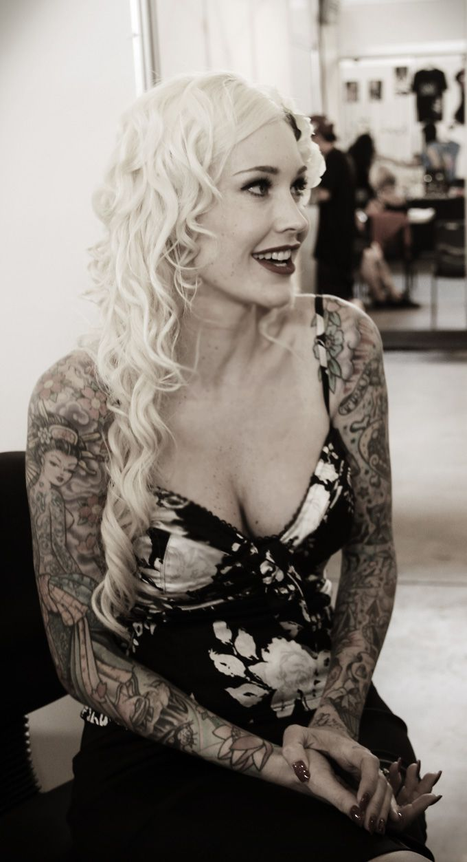 Tattooed Pin Up Models – Bing Images #Tattoos #Ale
