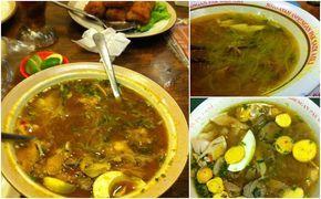 Inilah resep Soto Ayam Ambengan asli Surabaya yang merupakan kuliner khas Jawa Timur dengan ciri khas kuah berwarna kuning. Sebenarnya banyak terdapat rumah makan yang menyediakan menu ini di Suray…