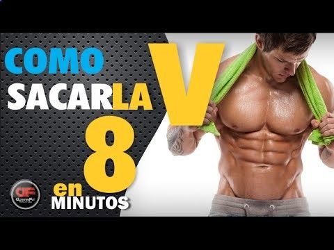 Rutina para Marcar la V del Abdomen - DEFINE Y QUEMA CALORÍAS - YouTubehttp://www.youtube.com/watch?v=VUUe1QqKClg
