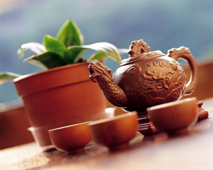 обои Чайная церемония фото