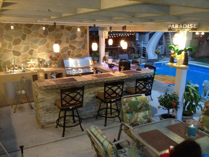 17 Best ideas about Outdoor Kitchen Bars – Outdoor Kitchen and Bar