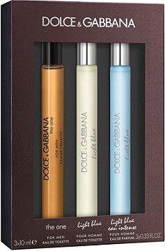 822096f7 Dolce&Gabbana Men's 3 Pc Travel Spray Fragrance Gift Set   Ulta Beauty  Dolce And