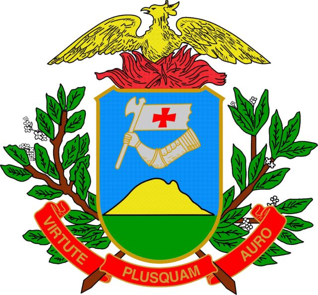 COA of Mato Grosso is one of the states of Brazil, the third largest by area…