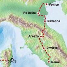 Venetië - Rome op de fiets voor het Liliane Fonds https://www.justgiving.nl/nl/pages/15319-venetie-rome-op-de-fiets-voor-het-liliane-fonds