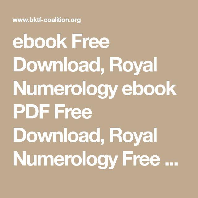 2367 best pdf free download images on pinterest ebook free download royal numerology ebook pdf free download royal numerology free download royal numerology free download pdf royal numerology free fandeluxe Gallery