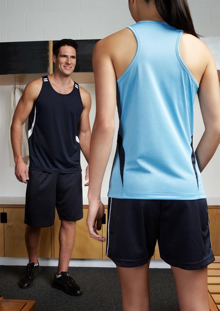 Biz Collection - ProductDetails FLASH SINGLET MALE AND FEMALE W/N OR N/W