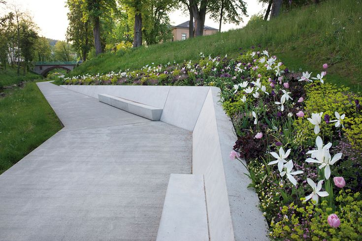 08-A24-Josefsbach-Promenade « Landscape Architecture Works | Landezine
