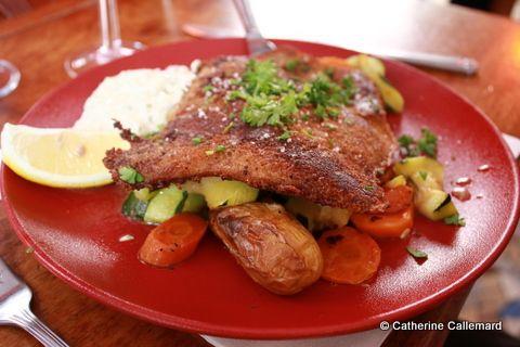 37- Cuisine - Tablier de sapeur, spécialité lyonnaise