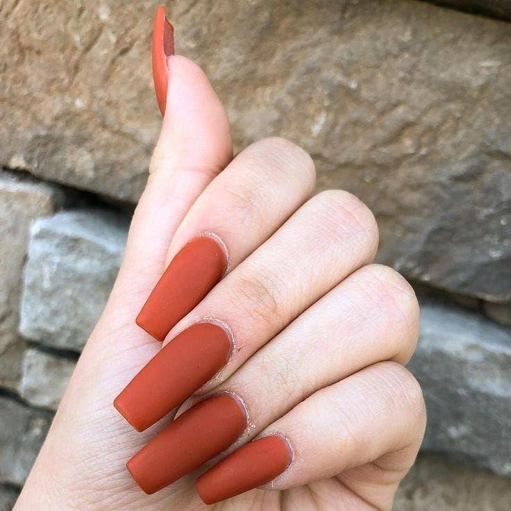 Not My Picture Find On Pinterest Orange Unhas Bonitas Unhas Ousadas Unhas Coloridas
