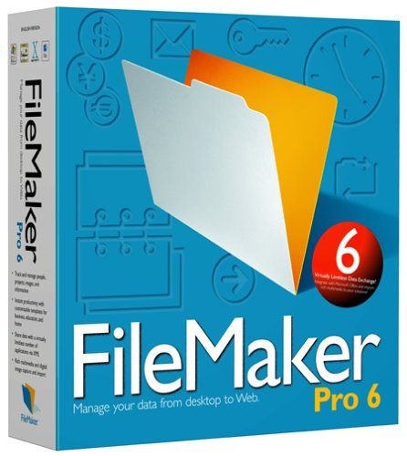 FileMaker Pro 6.0 Upgrade - Deal Summer http://dealsummer.com/filemaker-pro-6-0-upgrade/