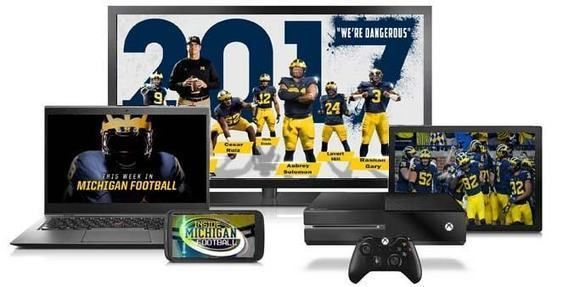 Michigan Football  https://michigan-football.org