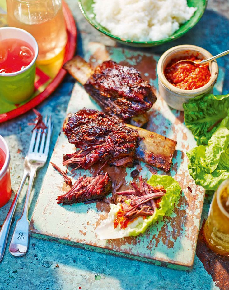 Make the most of your BBQ this summer with recipes for beef burgers, slow-cooked pork belly, chicken wings and ribs as well as alternative recipes such as whole baked cheese and fruit parcels.